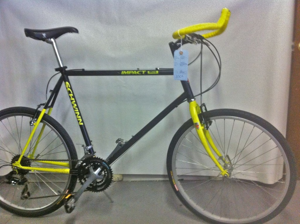 Bike of the Now: Schwinn World Sport