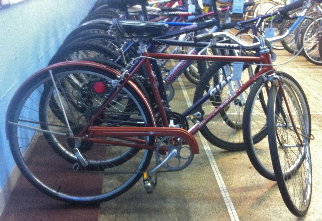 Bike of the Now: Schwinn Suburban