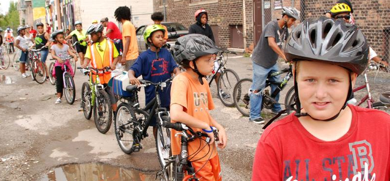 Safe Streets Youth Ride 2013